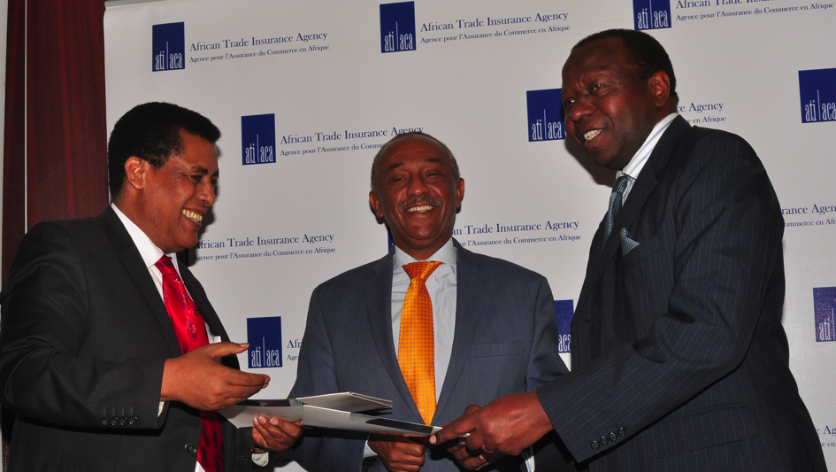 Ethiopia Is Now A Member Of Africa Trade Insurance Agency Kenyan
