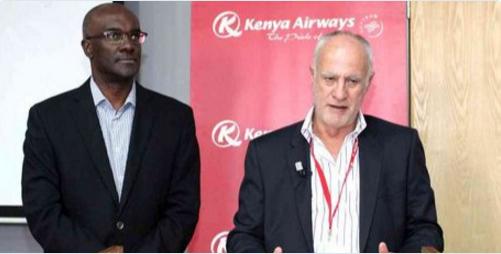 Kenya Airways eyes debt over tax refund - Business Daily