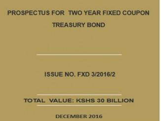 Central Bank of Kenya Bond Prospectus