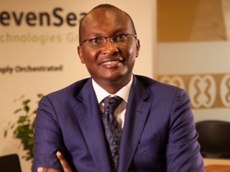 Mike Macharia the founder and CEO of Seven Seas Technology