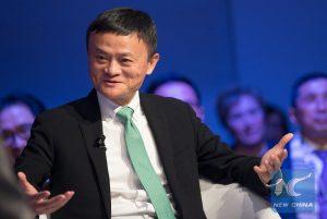Alibaba's Jack Ma Makes First Visit to Nairobi