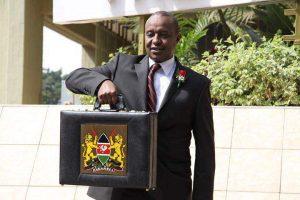 Kenya 2017/2018 Budget Reading