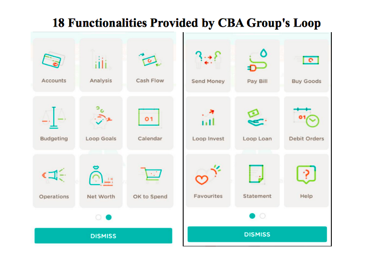 cba s loop mobile app offers more than banking services its