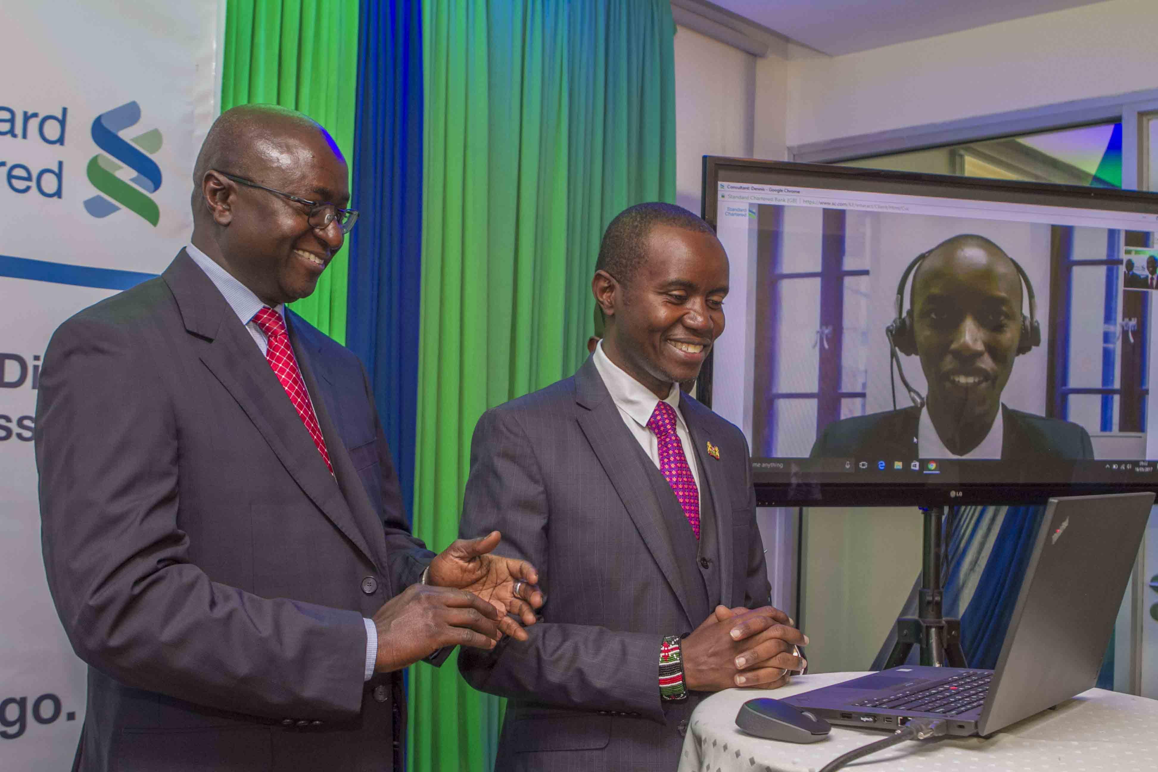 e banking in kenya