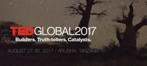 2017 TEDGlobal Conference - Arusha Tanzania