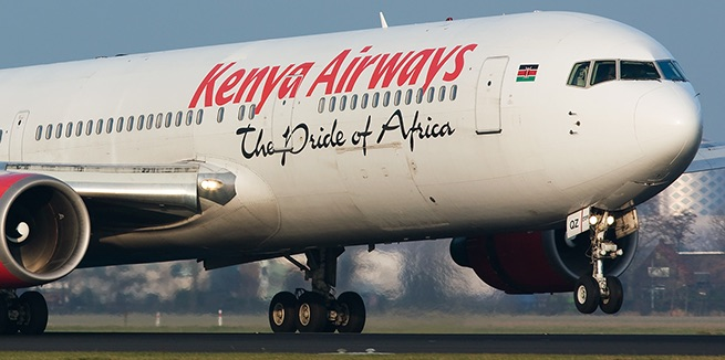 Kenya Airline Industry News Monitoring Service