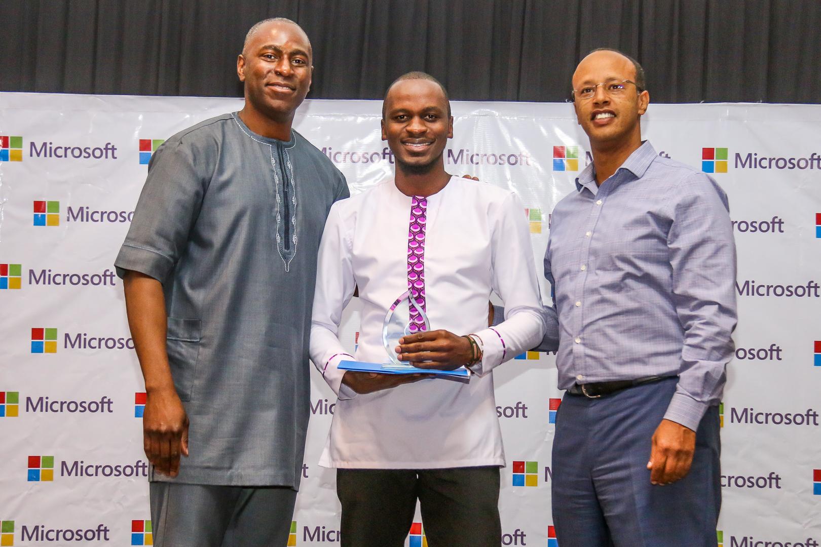 microsoft celebrates graduation of insiders4good east africa fellows