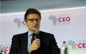 THE AFRICA CEO FORUM