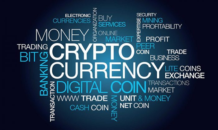 cryptocurrency in Lithuanian - English-Lithuanian Dictionary | Glosbe