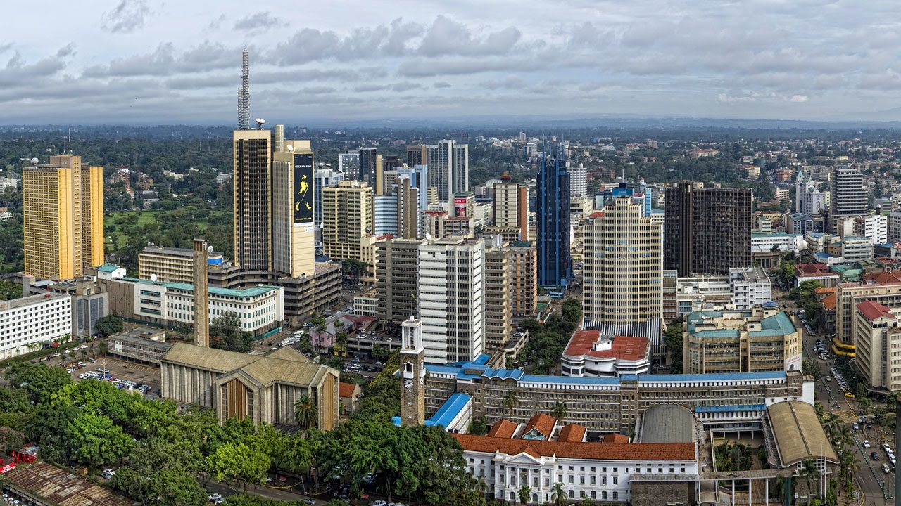 Wallstreet City Africa 6th In Wealthiest Kenyan Ranked Nairobi 7aZ0Z