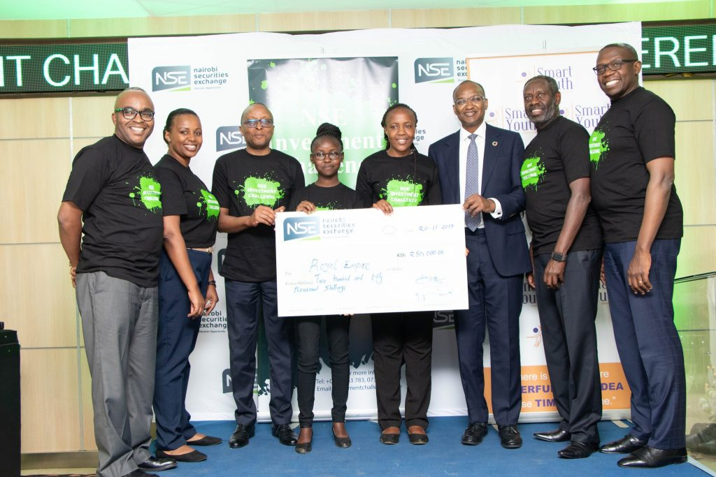 2019 NSE Investment Challenge Winners Unveiled