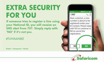 Safaricom Tackles Fraud In Latest Mpesa Update Kenyan Wallstreet